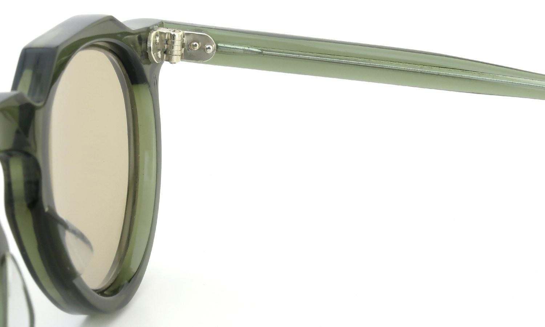 Lesca Vintage Crown-Panto type-A Green 6mm (v6) 10