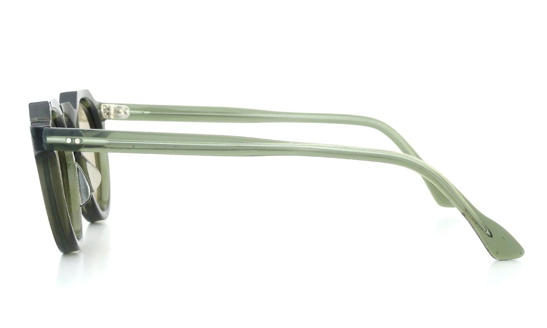 Lesca Vintage Crown-Panto type-A Green 6mm (v6) 3
