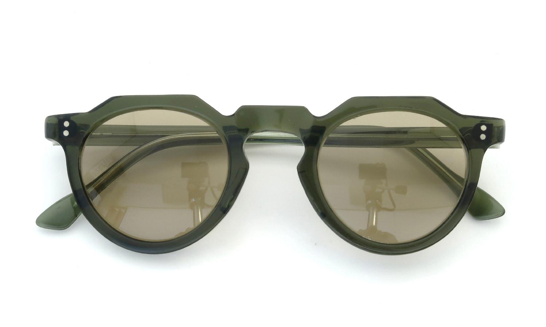 Lesca Vintage Crown-Panto type-A Green 6mm (v6) 4