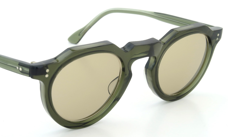 Lesca Vintage Crown-Panto type-A Green 6mm (v6) 6