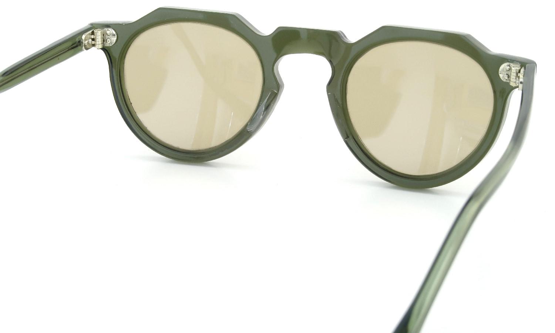 Lesca Vintage Crown-Panto type-A Green 6mm (v6) 7