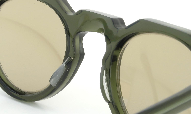 Lesca Vintage Crown-Panto type-A Green 6mm (v6) 8