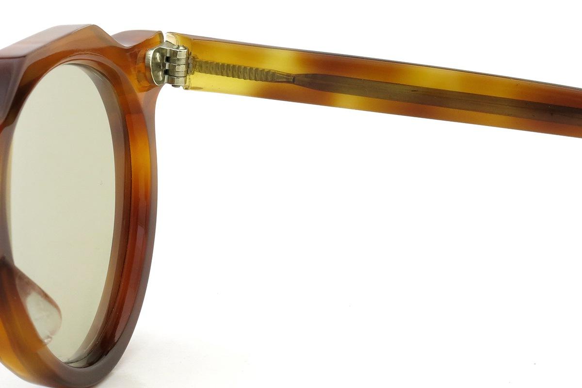 Lesca  Vintage Crown Panto type-A Light-Demi 6mm (v11) 11