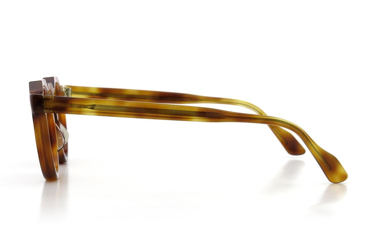Lesca  Vintage Crown Panto type-A Light-Demi 6mm (v11) 3