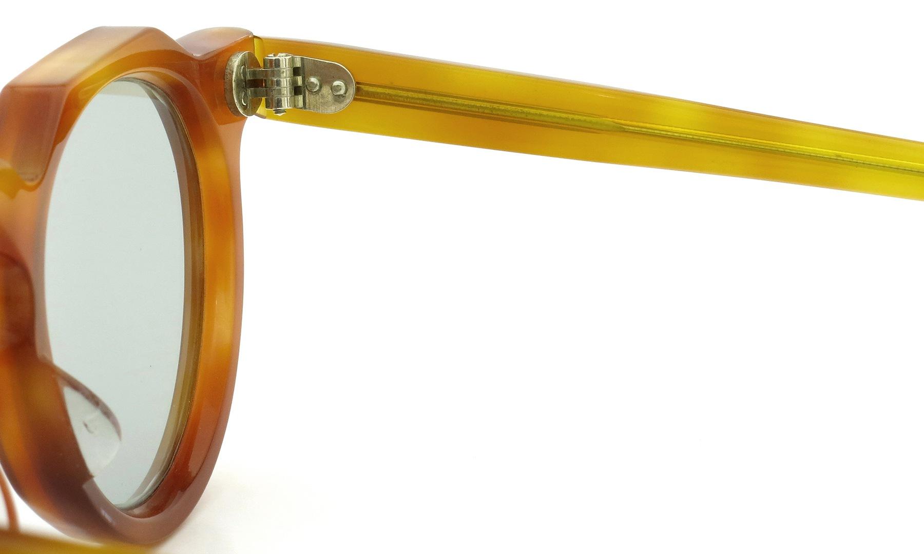Lesca  Vintage Crown Panto type-A Light-Demi 6mm (v12) 11