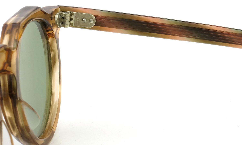 Lesca  Vintage Crown-Panto type-A Light-Brown-Marble 6mm (v1) 11