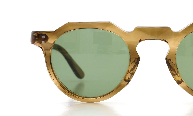 Lesca  Vintage Crown-Panto type-A Light-Brown-Marble 6mm (v1) 15