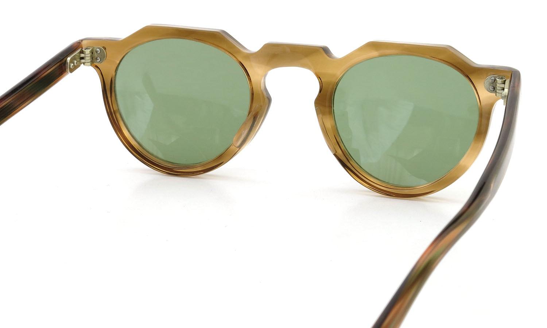 Lesca  Vintage Crown-Panto type-A Light-Brown-Marble 6mm (v1) 7