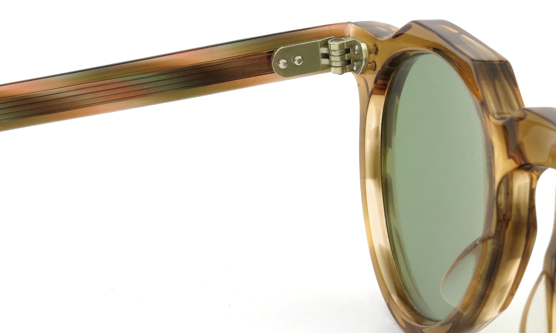 Lesca  Vintage Crown-Panto type-A Light-Brown-Marble 6mm (v1) 9