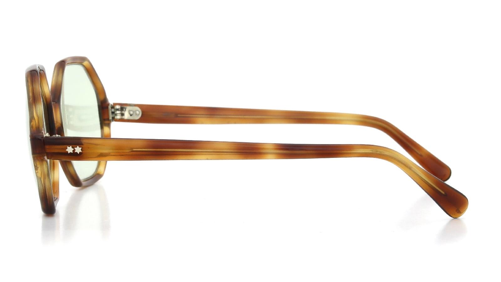Lesca VINTAGE L-Octagon Light-Havana 4mm (v1) 3