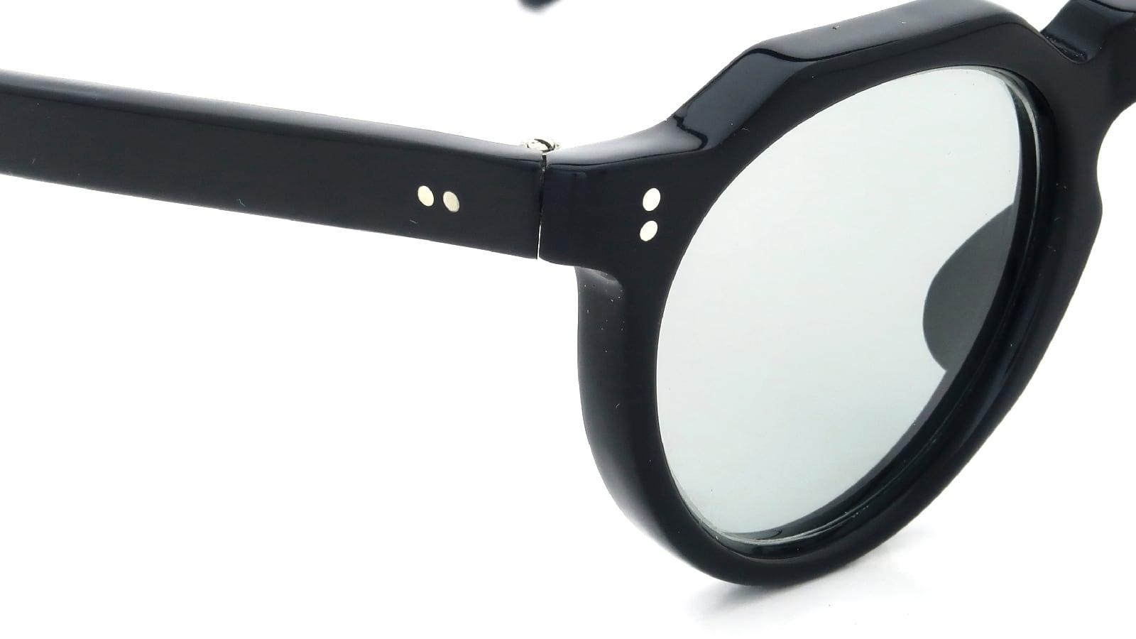 Lesca VINTAGE Crown-Panto Black 6mm (v28) 5