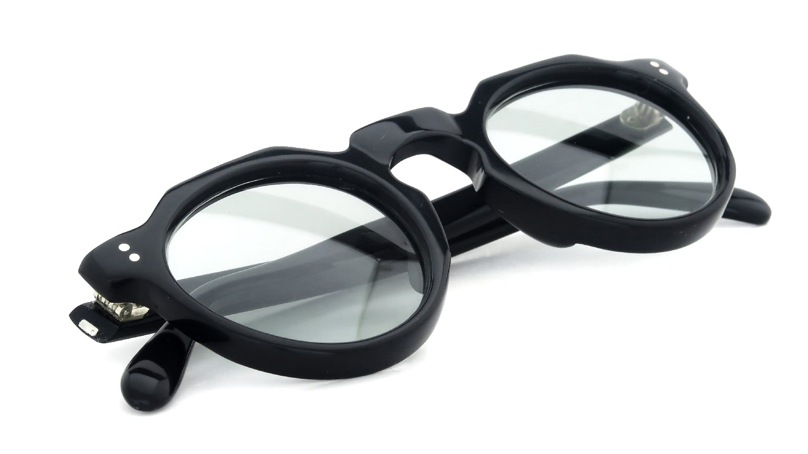 Lesca VINTAGE Crown-Panto Black 6mm (v30) 11