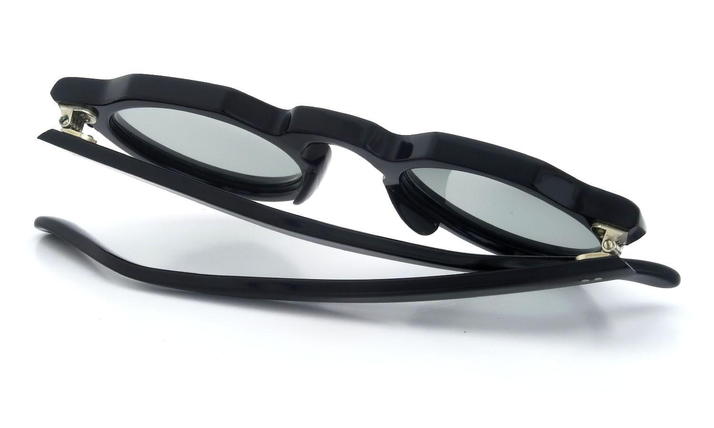 Lesca VINTAGE Crown-Panto Black 6mm (v32) 12
