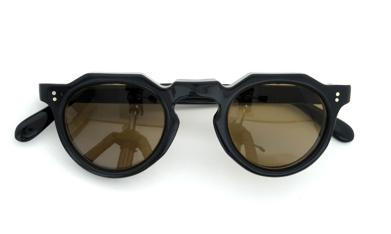 Lesca VINTAGE Crown-Panto Black 8mm (v34) 4