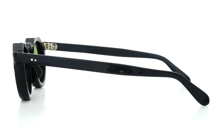 Lesca VINTAGE Crown-Panto Black 8mm (v36) 3