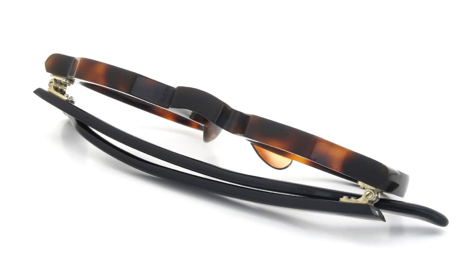 Lesca VINTAGE Crown-Panto Tortoise 7mm (v2)  12