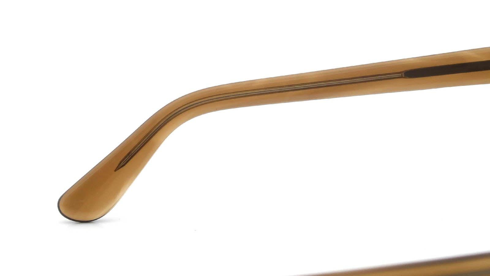 Lesca VINTAGE Crown-Panto Brown-Olive 8mm (v4) 10