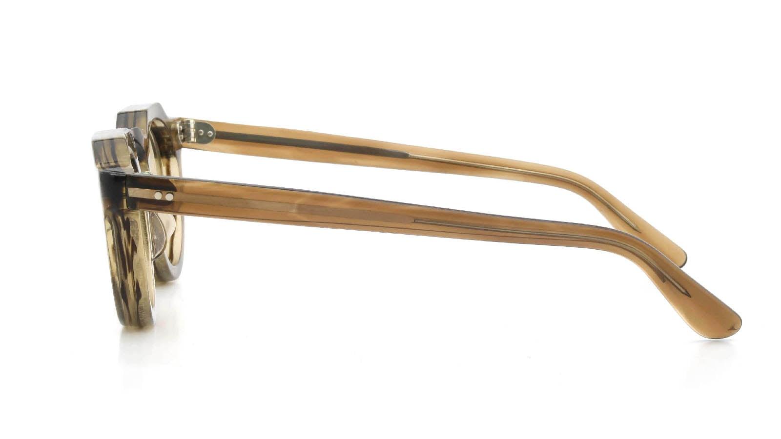 Lesca VINTAGE Crown-Panto Brown-Olive 8mm (v4) 3