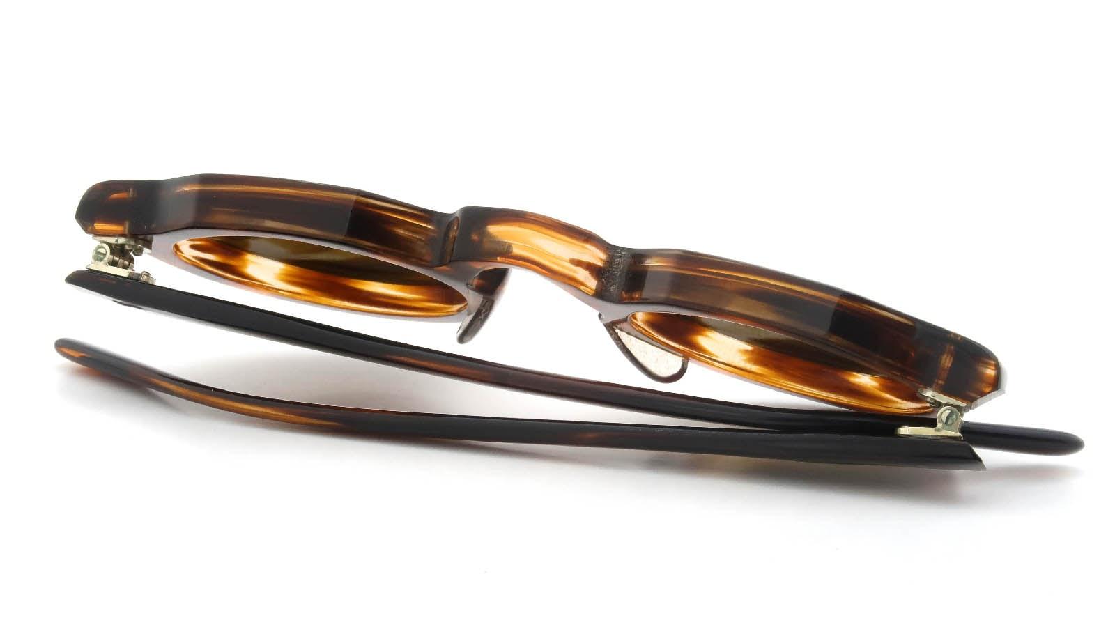 Lesca VINTAGE Crown-Panto 8mm Brown-Sasa (v9) 12