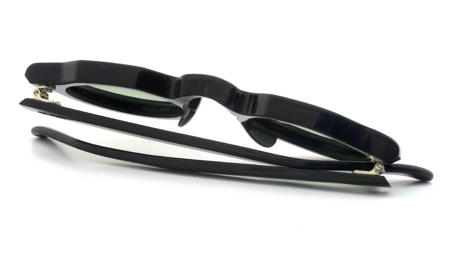 Lesca VINTAGE Crown-Panto Black 8mm (v39) 12