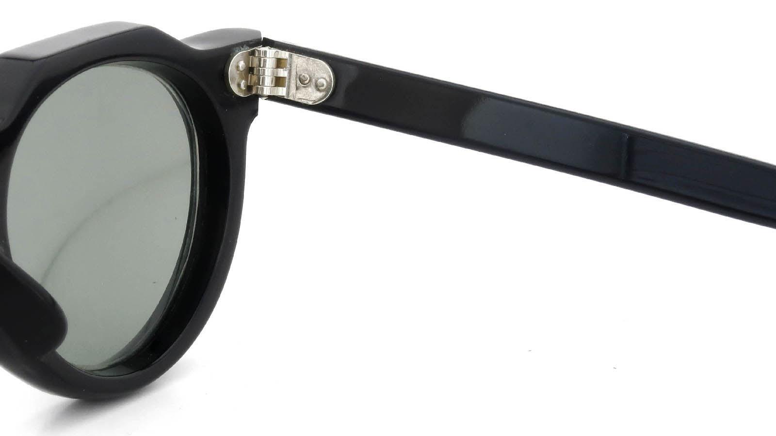 Lesca VINTAGE Crown-Panto Black 8mm (v41) 10