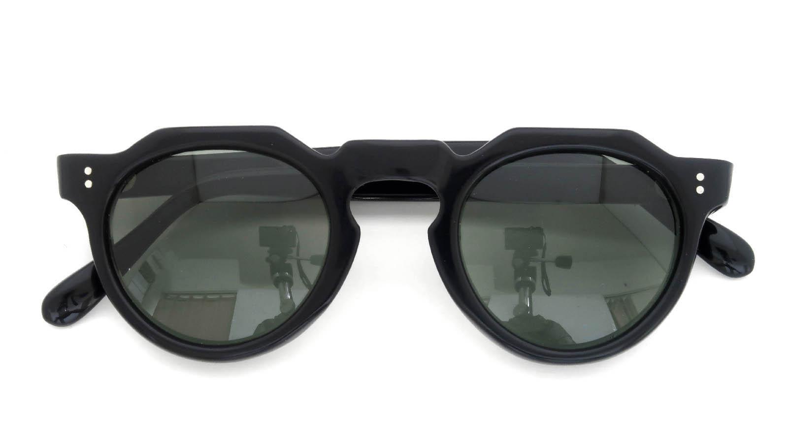 Lesca VINTAGE Crown-Panto Black 8mm (v41) 4