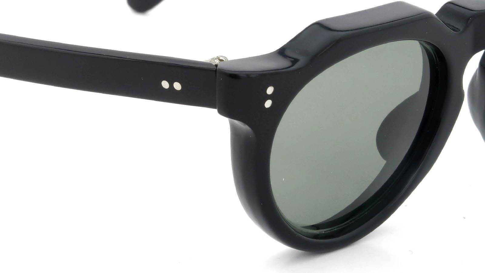 Lesca VINTAGE Crown-Panto Black 8mm (v41) 5
