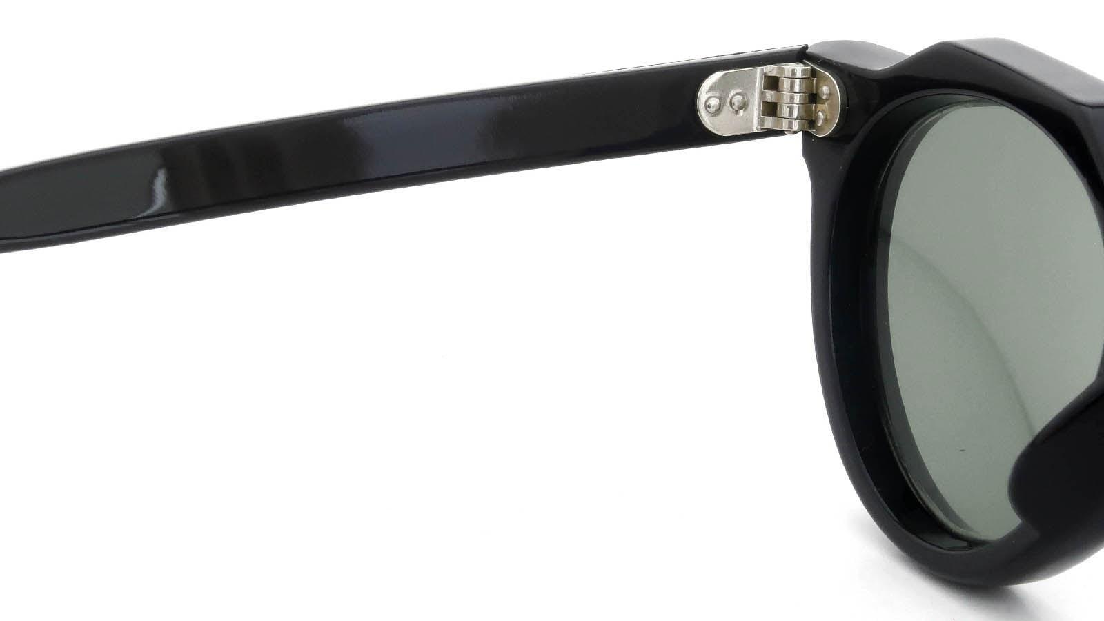 Lesca VINTAGE Crown-Panto Black 8mm (v41) 9