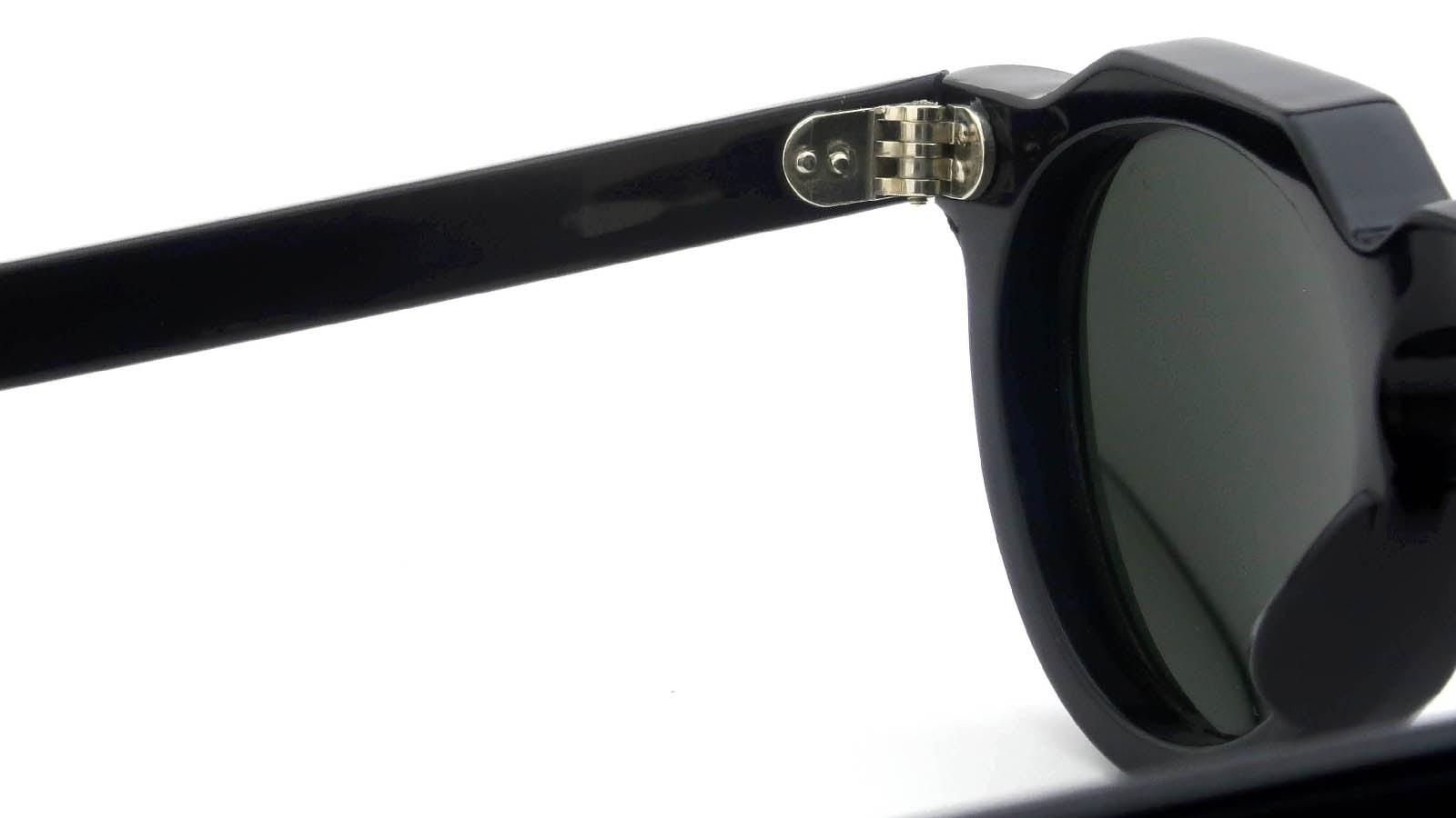 Lesca VINTAGE Crown-Panto Black 8mm (v42) 9