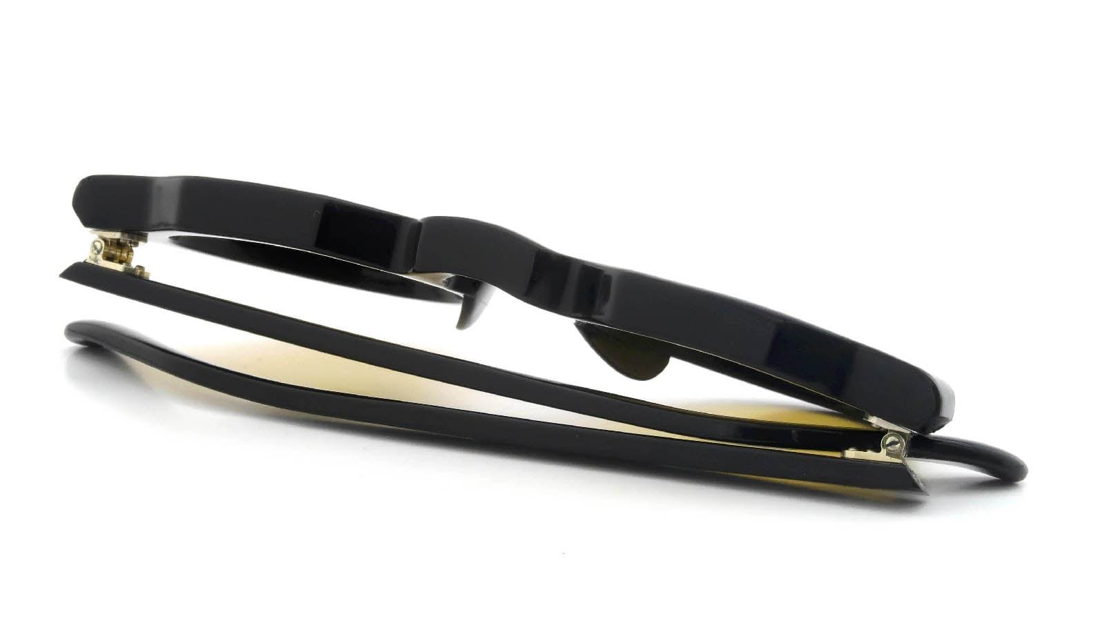 Lesca VINTAGE Crown-Panto Black 8mm (v44) 12