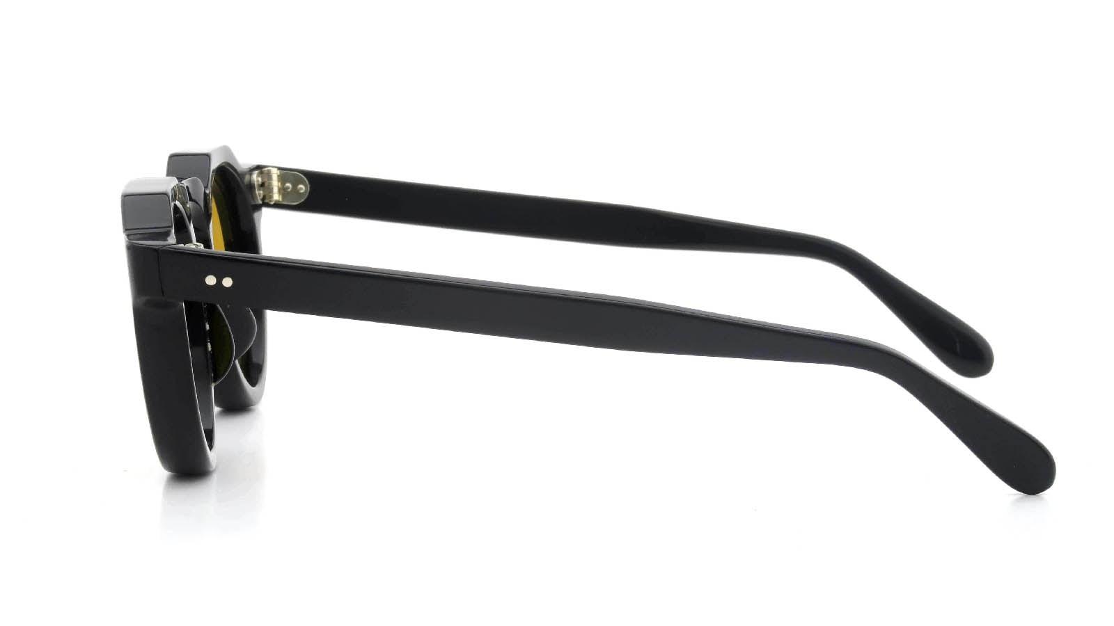 Lesca VINTAGE Crown-Panto Black 8mm (v44) 3