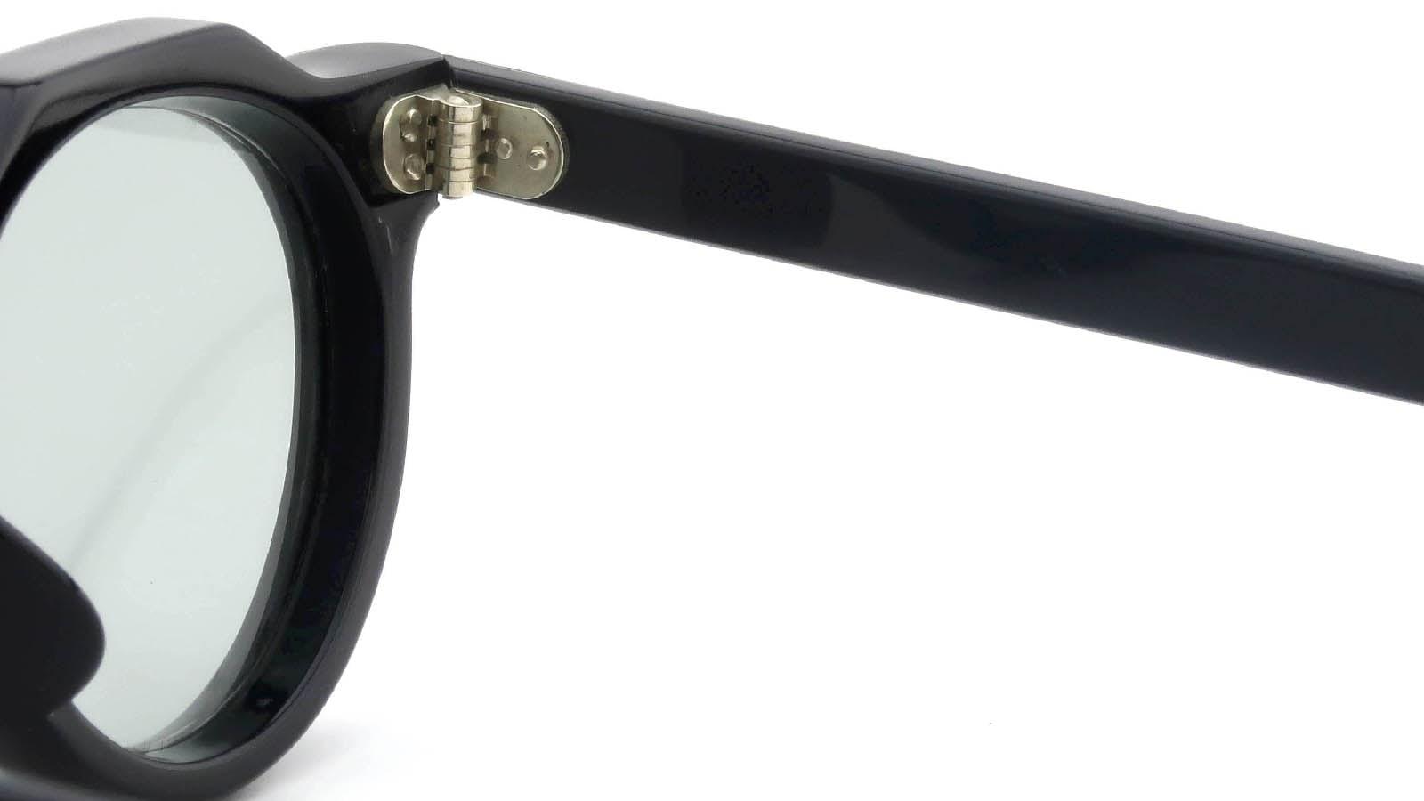 Lesca VINTAGE Crown-Panto Black 8mm (v45) 11