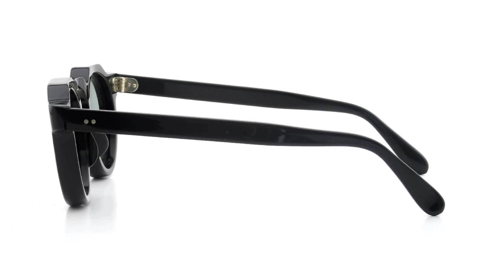 Lesca VINTAGE Crown-Panto Black 8mm (v45) 3