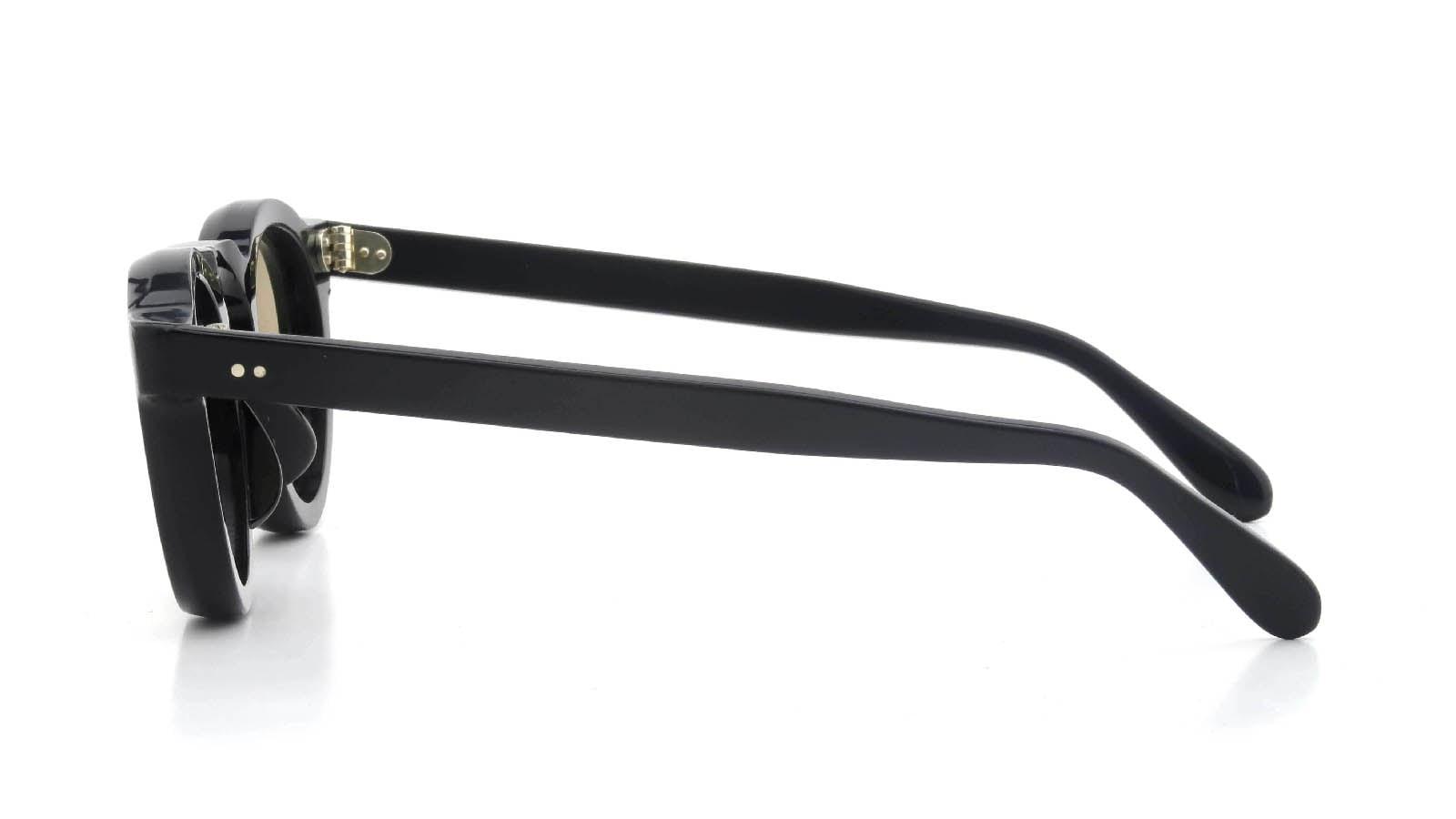 Lesca VINTAGE Panto Black 8mm (v12) 3