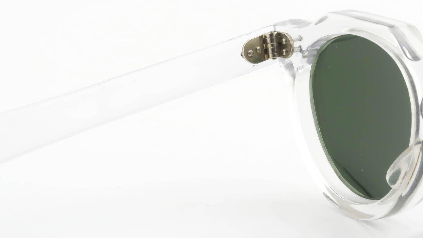 Lesca VINTAGE Crown-Panto Crystal 8mm Fat-Temple (v2) 9