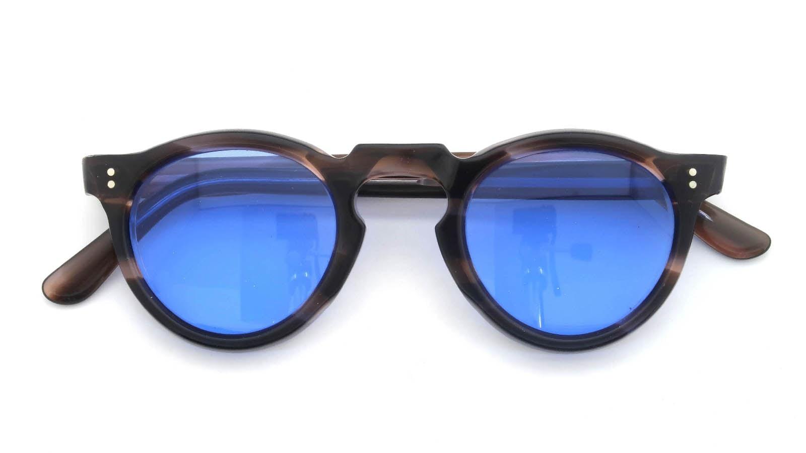 Lesca VINTAGE Panto Ash-Sasa/Blue-Sasa 8mm (v3) 4