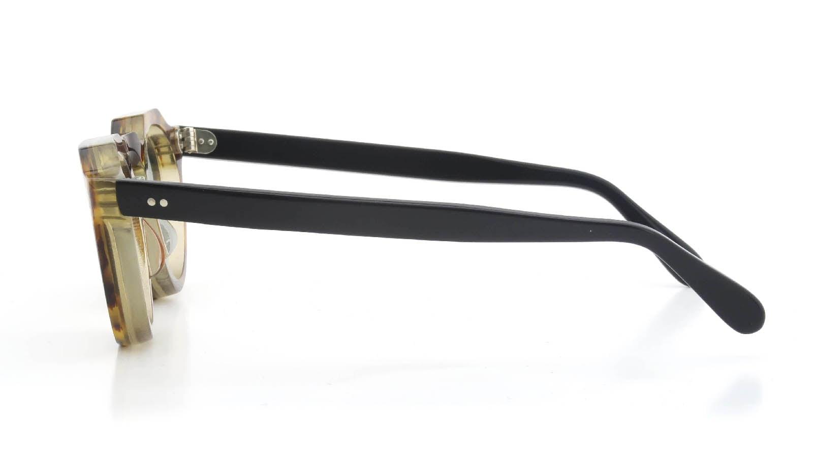 Lesca VINGTAGE Crown-Panto Ambre/Clear 8mm (v2) 3