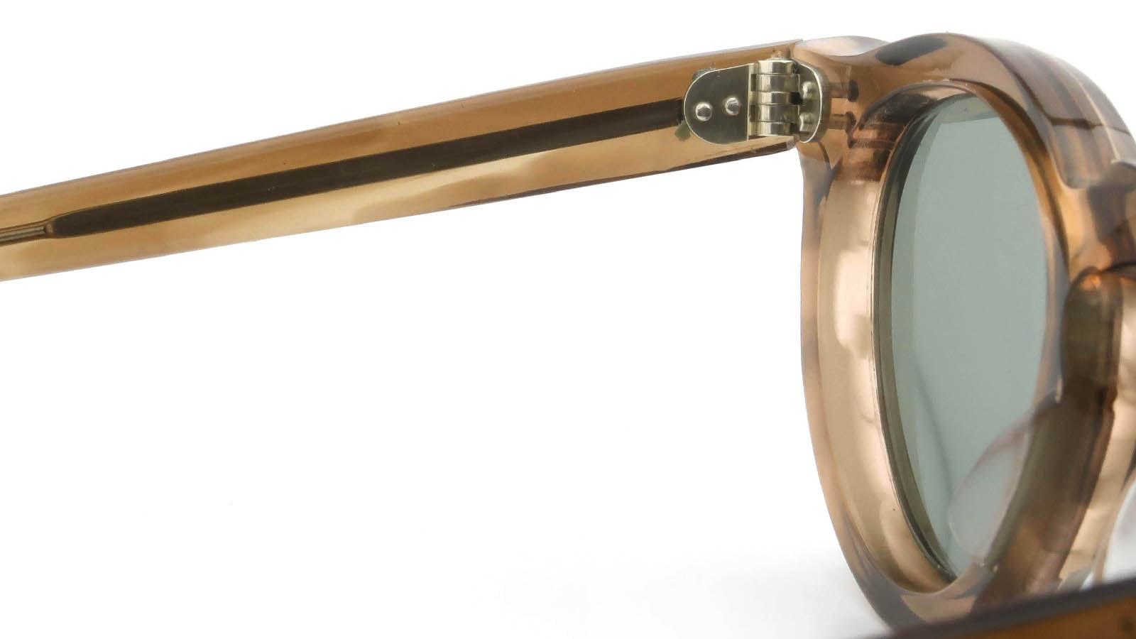 Lesca VINTAGE Panto Ash-Brown 8mm (v3) 9