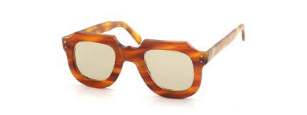 Lesca レスカ VINGTAGE Gargoyle Butter-Light-Cedar (v2) Light-Brown-Lens