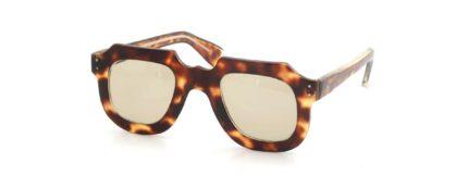 Lesca レスカ VINGTAGE Gargoyle French-Demi (v1) Light-Brown-Lens