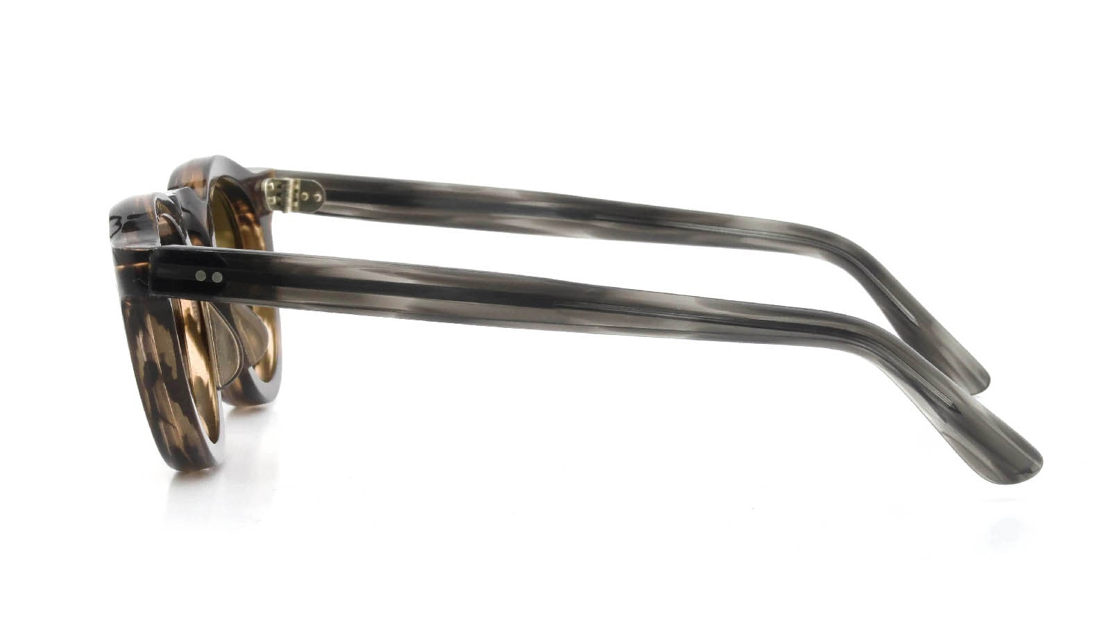 Lesca VINTAGE Panto Ash-Brown-sasa 8mm (v5) 3