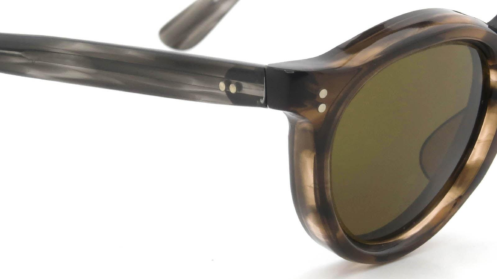 Lesca VINTAGE Panto Ash-Brown-sasa 8mm (v5) 5