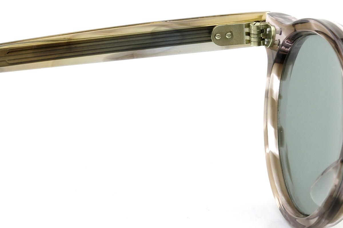 Lesca  Vintage Panto type-A Ash-Sasa 6mm (v1) 9