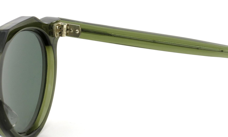 Lesca Vintage Crown-Panto type-A Green 6mm (v3) 11