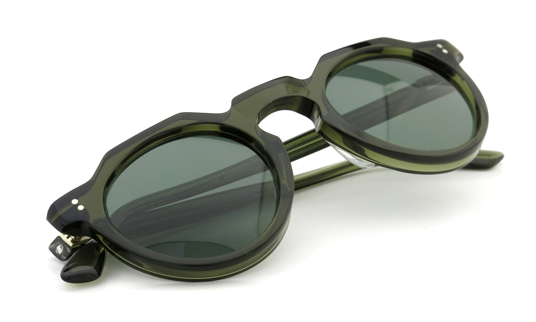 Lesca Vintage Crown-Panto type-A Green 6mm (v3) 13