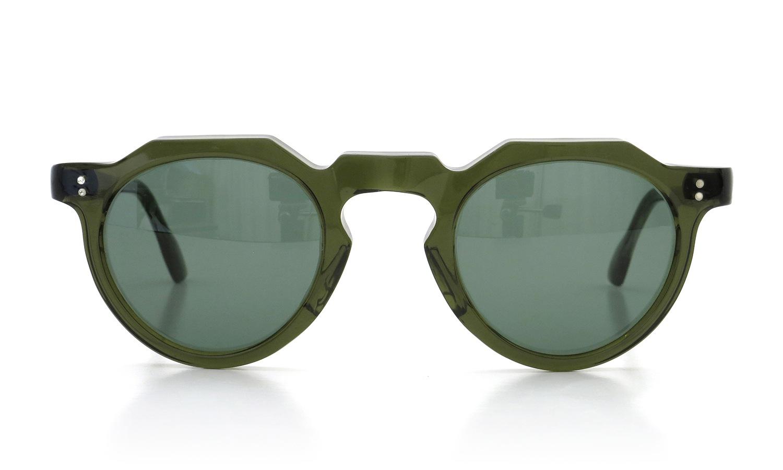 Lesca Vintage Crown-Panto type-A Green 6mm (v3) 2