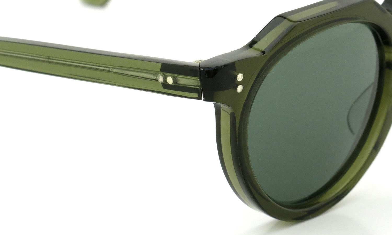 Lesca Vintage Crown-Panto type-A Green 6mm (v3) 5