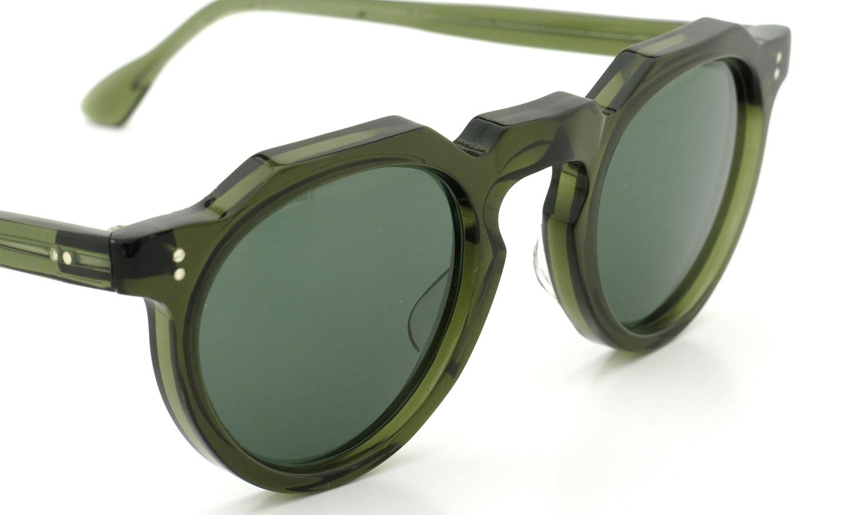 Lesca Vintage Crown-Panto type-A Green 6mm (v3) 6