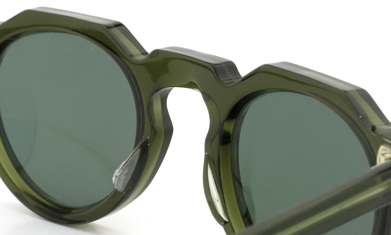 Lesca Vintage Crown-Panto type-A Green 6mm (v3) 8