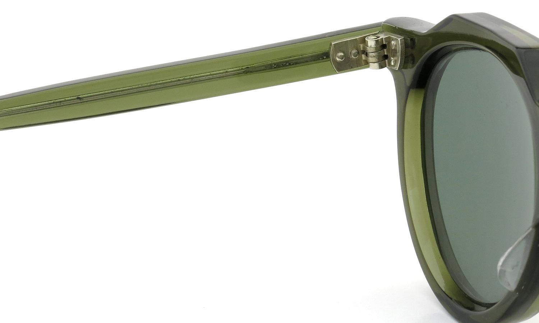 Lesca Vintage Crown-Panto type-A Green 6mm (v3) 9